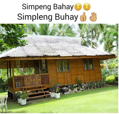 modern bahay kubo design modern house