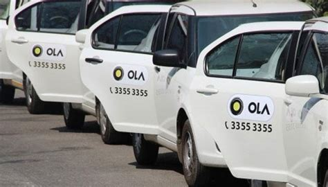 Automaker Mahindra, Ridesharing Firm Ola To Partner Up