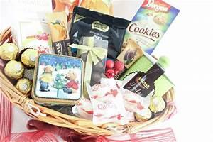 Cesta de Chocolates navideña • Los Desayunos de la Abuela