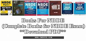 Download Books For Nbde  Complete Set Of Books For Nbde