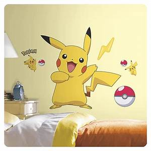 Pokemon wall decals images pokemon images for Pokemon wall decals