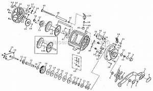 Shakespeare T20lo Parts List And Diagram