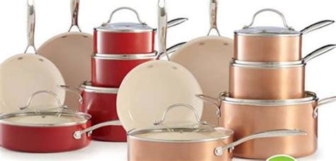 kohl cookware network food ceramic copper pc nonstick pans friday deals reg kohls posting ones them am there raininghotcoupons