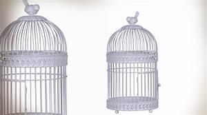 Cage Oiseau Deco : cage oiseau fer forge deco visuel 4 ~ Teatrodelosmanantiales.com Idées de Décoration