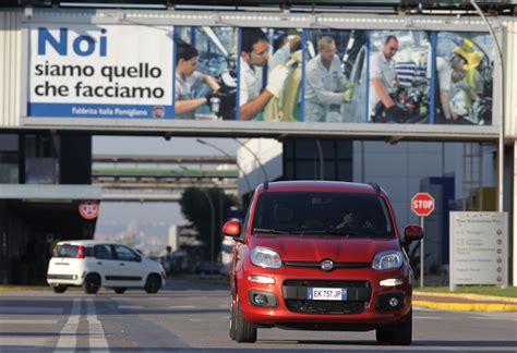 Lada Ad Arco by Nuova Fiat Panda Pomigliano D Arco 4 8