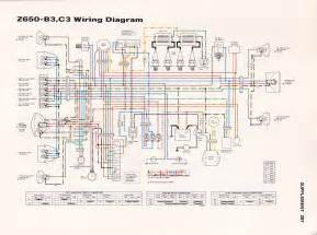 similiar z diagram keywords kz650 info wiring diagrams