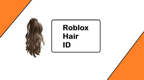 Roblox hair codes and ids list. Top 10 trending Roblox Hair ID in 2020 - RBX Hairs