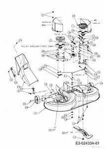 Yard Machine Riding Lawn Mower Belt Diagram