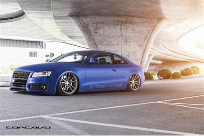 Audi A5 Wrapped S5 Tuning Wheels Cars