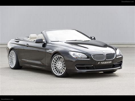 Hamann Bmw 6 Cabrio F12 2011 Exotic Car Wallpaper #21 Of