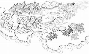 Black And White Map Of Islands Pictures to Pin on ...