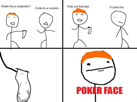 Poker Face Meme - poker face meme in real life image memes at relatably com