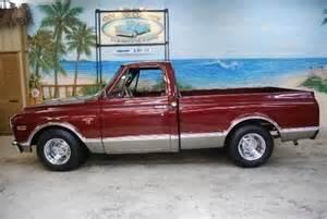 68 Chevy Show Trucks
