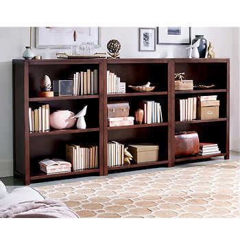Bookcases Costco by Pacifica 3 47 Quot Bookcase Wall