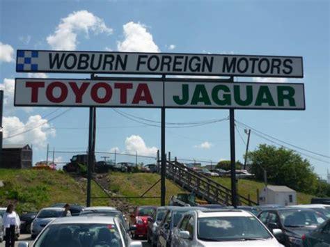 Woburn Toyota Service by Woburn Toyota Car Dealership In Woburn Ma 01801 2110