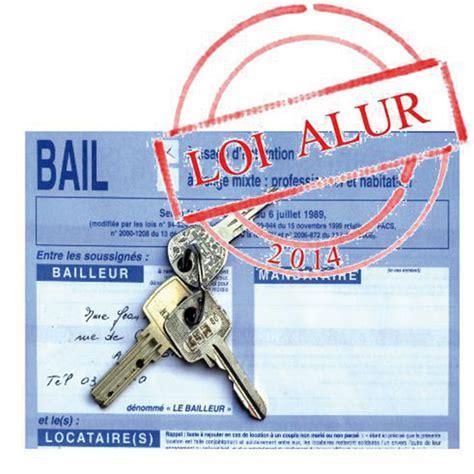 modele resiliation bail zone tendue modele nouveau bail loi alur document