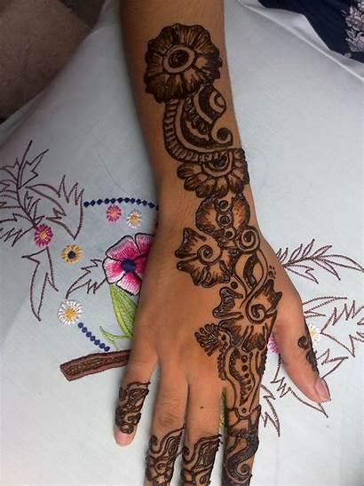 Mehndi Designs Arabic Hands Latest Mehandi Simple
