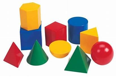 Shapes Clipart 3d Geometry Clip Geometric Geometrical