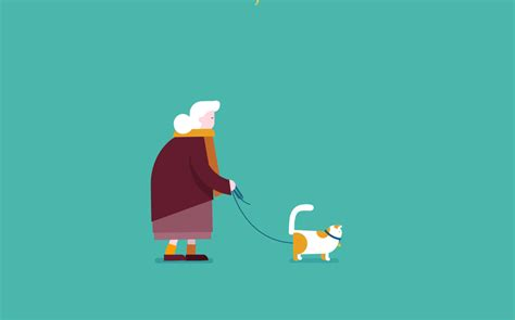 Animated gifs collection on Behance