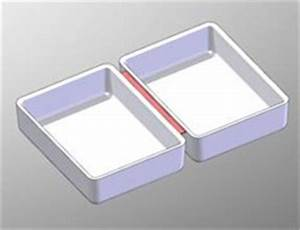 How to model a plastic, living hinge in Solidworks as a ...