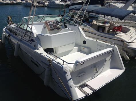 rinker fiesta vee  power    boats  sale