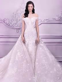 oscar de la renta wedding dress 10 gorgeous wedding gowns that will make you look and feel like the ultimate snow