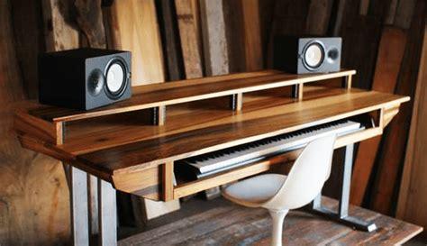 diy studio desk plans custom fit    ledgernote