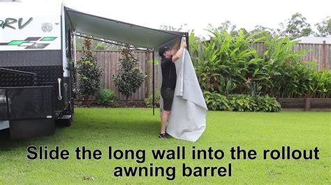 Caravan Awning Shade Walls