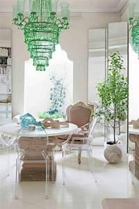Table Sejour Design : table sejour blanche maison design ~ Teatrodelosmanantiales.com Idées de Décoration