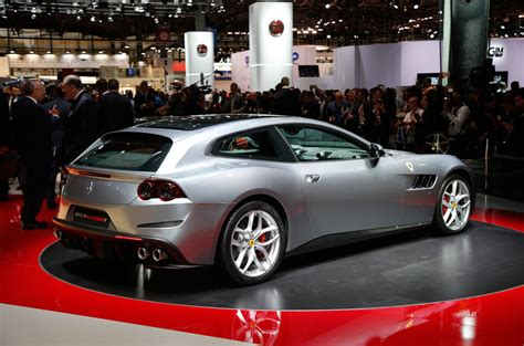 Gtc4lusso T Picture by Gtc4 Lusso T Revealed With 602bhp Turbocharged V8
