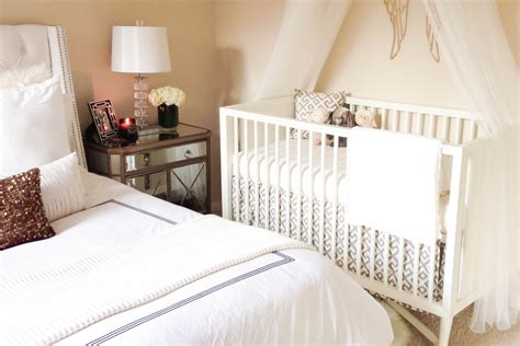 Baby Vienna's Nursery Tour & Mamaroo Giveaway (closed