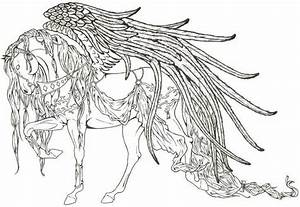 Pegasus | coloring | Pinterest | Pegasus and Art