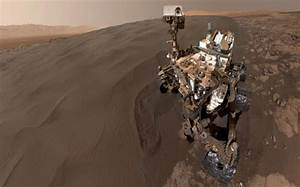 NASA's Curiosity rover sends yet another selfie from Mars ...