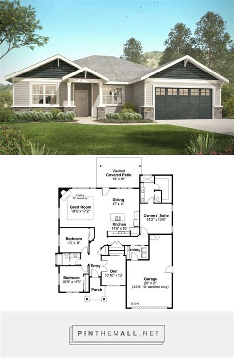 pin angela jones house plans craftsman style house plans house plans ranch