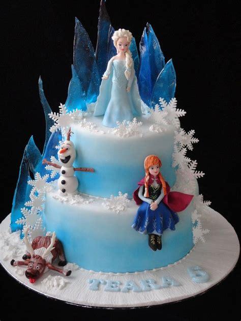 ideas  frozen theme cake  pinterest