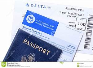 International travel documents editorial stock image for Documents needed for passport usa