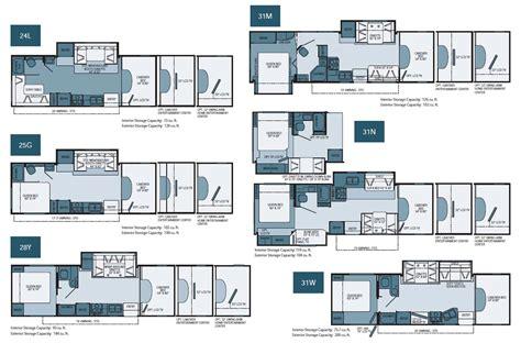 Fleetwood Class C Rv Floor Plans by 2012 Fleetwood Tioga Ranger Class C Motorhome Floorplans