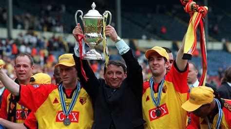 20 YEARS AGO   WATFORD BEAT BOLTON IN '99 PLAY-OFF FINAL ...