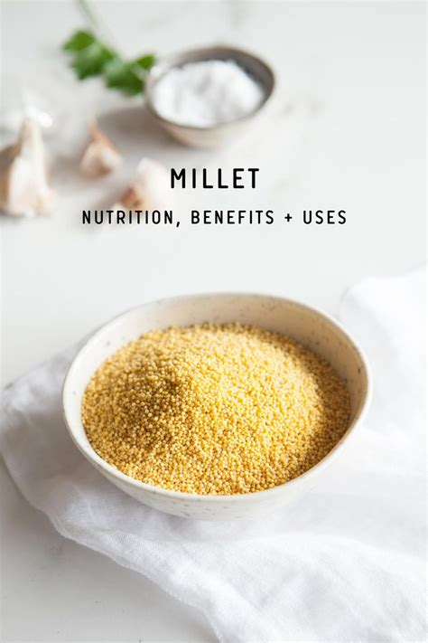 millet cuisine millet nutrition benefits and uses a delicious gluten free grain ascension kitchen