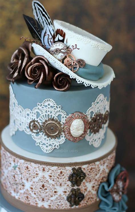cake steampunk cakes wedding cake steampunk art steam punk