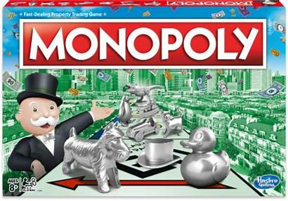 Monopoly Board Classic Hasbro Games Gaming Jeux