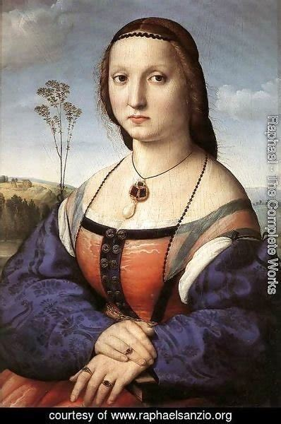 Ee  Raphael Ee    Ee  The Complete Ee    Ee  Works Ee   Portrait Of Maddalena Doni