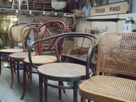 recaning a wicker chair mobile repair service wicker works
