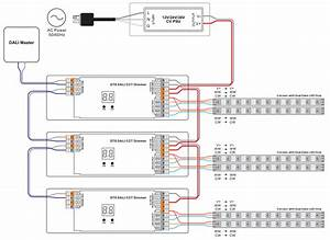 Constant Current 350ma Dual Color Dt8 Dali Dimmer Sr