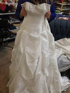 wedding dress thrift store efficient navokalcom With thrift wedding dresses