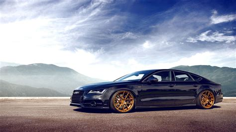 Audi A7 Hd Picture by Audi A7 Sportback 2018 Wallpapers And Hd Images Car Pixel