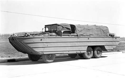 hibious vehicle duck gmc 39 s centennial 1912 2012 truck trend
