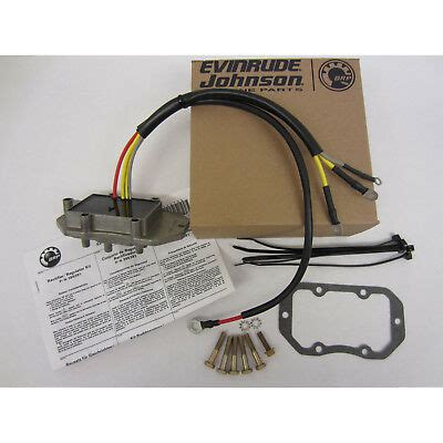 Omc Wiring Regulator by Electrical Systems Outboard Engines Components Boat