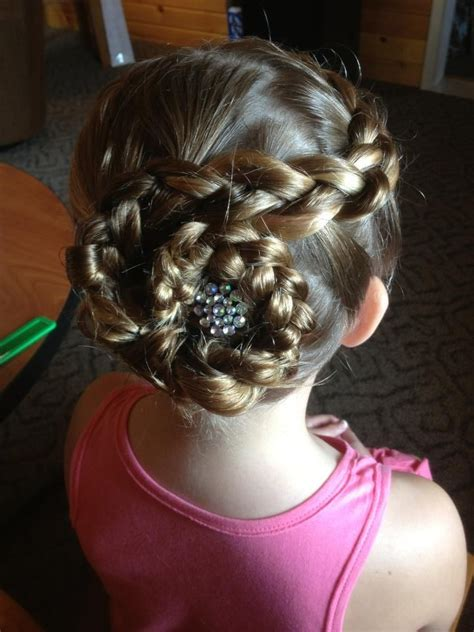 25 best ideas about junior bridesmaid hairstyles on