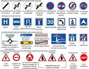 Code De La Route Signalisation : fantastic panneau de signalisation signification hx41 humatraffin ~ Maxctalentgroup.com Avis de Voitures